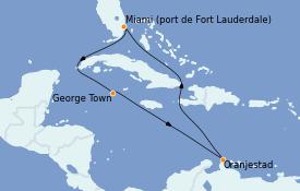 Itinerario de crucero Caribe del Este 10 días a bordo del Celebrity Equinox
