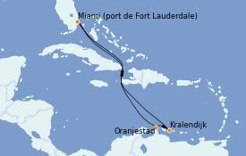 Itinerario de crucero Caribe del Este 9 días a bordo del Discovery Princess