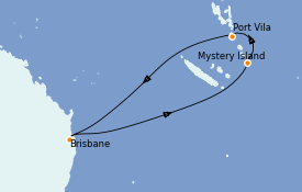 Itinerario de crucero Australia 2021 9 días a bordo del Quantum of the Seas