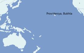 Itinéraire de la croisière Mer Baltique 13 jours à bord du Le Boréal