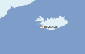 Itinéraire de la croisière Exploration polaire 4 jours à bord du